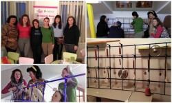 Pentru copiii cu cerințe educaționale speciale de la Centrul Educațional și Terapeutic din Arad, sărbătorile vin cu o locație nouă și dotările aferente