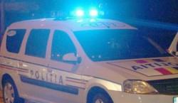 Şofer beat şi fără permis, urmărit de poliţie pe străzile din Nădab