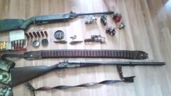 Bărbat din Chişineu-Criş arestat pentru nerespectarea regimului armelor şi muniţiilor