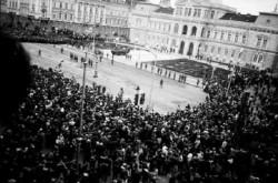 Ceremonii închinate omagierii eroilor arădeni ai Revoluției din Decembrie 1989