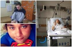 Andrei este un învingător! A trecut cu bine peste două operaţii la baza craniului iar acum, are nevoie de ajutorul nostru pentru o ultimă intervenţie!