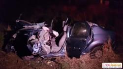 GRAV accident de circulație în Vladimirescu în Zona Via Carmina! O femeie grav accidentată!