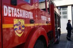 111 misiuni de intervenţie pentru pompierii arădeni în perioada Crăciunului