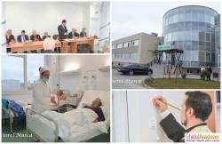 Secţia TBC a Spitalului Judeţean Arad, a fost inaugurată
