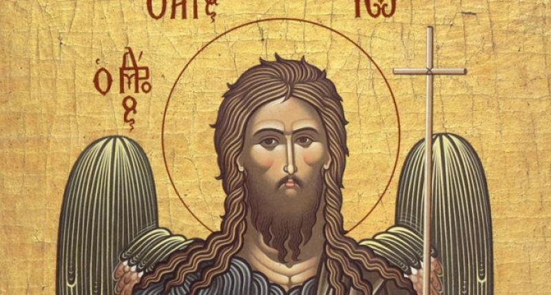 Câți români își sărbătoresc onomastica, astăzi, după numele Sfântului Ioan Botezătorul