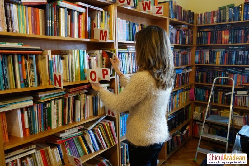 Literatura arădeană, promovată de biblioteca A.D. Xenopol