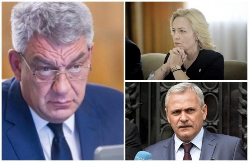 Mihai Tudose, atac furibund la adresa liderului Liviu Dragnea şi a ministrului de interne, Carmen Dan