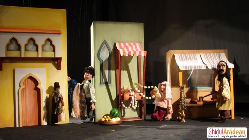 Poveștile magice revin pe scena Trupei Marionete
