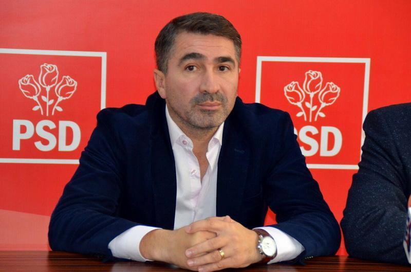 Încă un greu PSD reţinut de DNA acuzat că ar fi primit 100.000 de euro pentru a interveni la Agenţia Naţională de Integritate