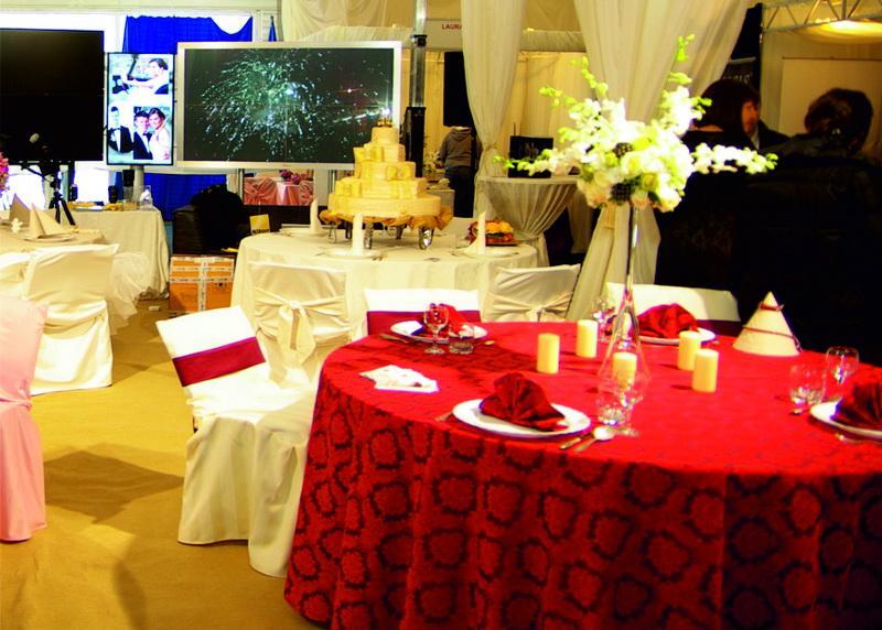 """Târgul de nunţi """"Petreceri de vis"""" revine în 2-4 februarie"""