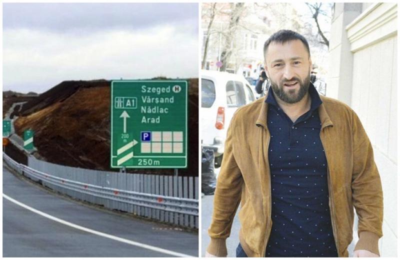 Nelu Iordache, constructorul primului tronson din autostrada Nădlac-Arad, audiat la DNA într-un nou dosar