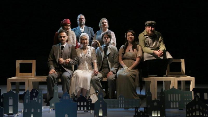O nouă săptămână de maraton teatral la Arad