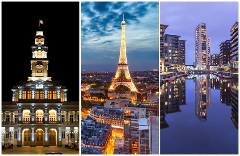Aradul, alături de Paris și Leeds în calendarul Orașelor Culturale din Europa