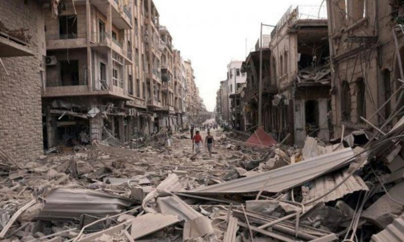 Şase români şi un sirian, repatriaţi din Siria, via Liban