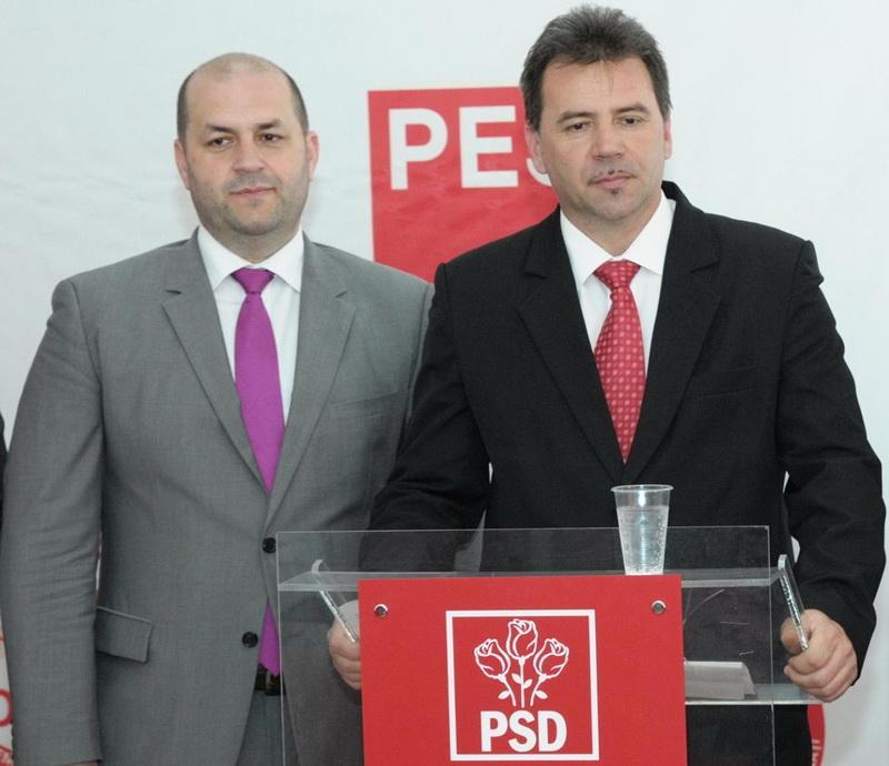 Primarul Vodicean îl ia peste picior pe liderul PSD Arad, Dorel Căprar!