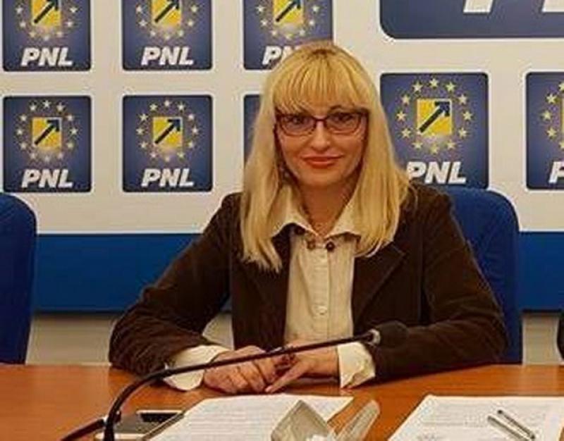 """Antoanela Naaji (PNL): """"Inspector adjunct al ISJ Arad votează împotriva investițiilor în invățământul arădean!"""""""