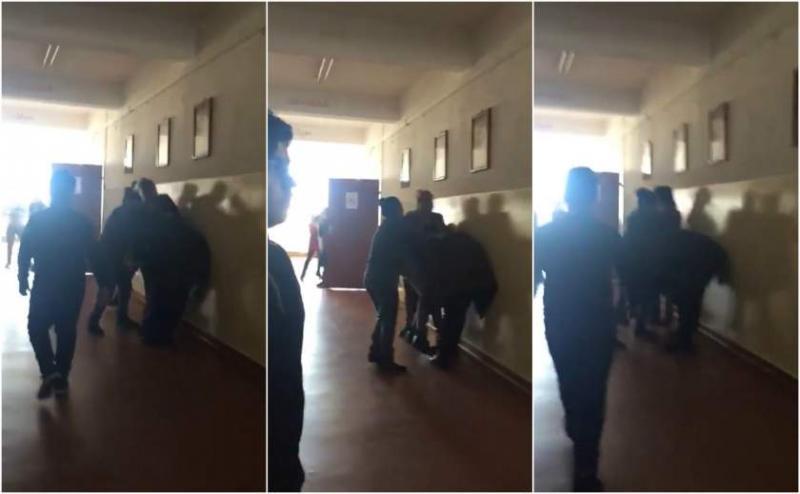 CRUZIME într-o școală. Un băiat a fost bătut pe holurile școlii, de 3 femei