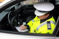 Amenzi mai mari pentru şoferi, începând cu prima zi a anului 2018