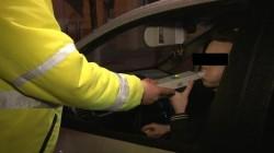 """Șoferi depistați în trafic, sub influența """"aburilor"""" lui Bachus"""