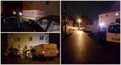Crimă în familie pe strada Hunedoarei! Fostul ginere şi-a omorât socrul în a doua zi din noul an!