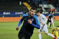 George Țucudean a devenit cel mai scump fotbalist arădean după transferul la CFR Cluj