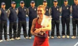 Simona Halep câștigă finala de la Shenzen în faţa lui Siniakova!