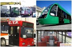CTP Arad, la raport! Peste 22 milioane de călătorii efectuate şi aproape 6,5 milioane km, parcurşi în 2017