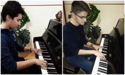 Tinerii talentaţi ai Aradului