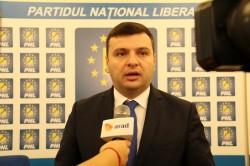 """Sergiu Bîlcea (PNL): """"Din cauza Guvernului PSD, Consiliul Județean Arad va avea unul dintre cele mai mici bugete din țară!"""""""