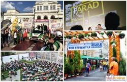 Peste o sută de evenimente cultural-artistice și sportive se vor desfășura pe parcursul anului, în municipiul Arad