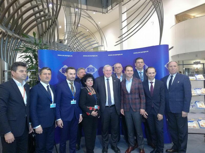 Asociaţia Municipiilor din România a semnat la Bruxelles, Alianţa pentru  coeziune CoR