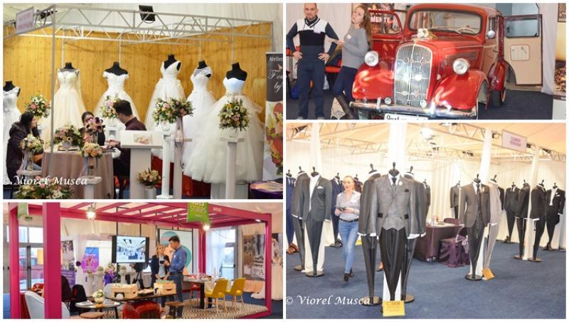 """3 în 1 La Expo Arad! Până duminică ai timp să vizitezi  """"Petreceri de vis"""", Salonului Mama și Copilul şi Târgul de Turism Sejururi de VIS"""