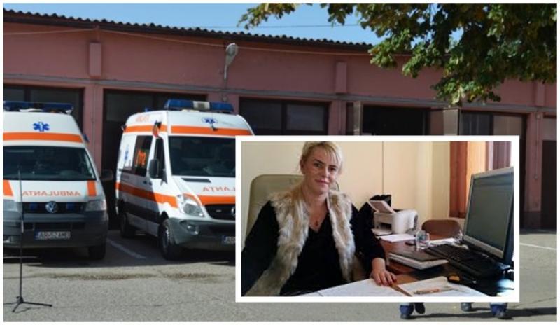 Raveca Mărioara Nicoară, încă trei ani la conducerea serviciului de Ambulanță