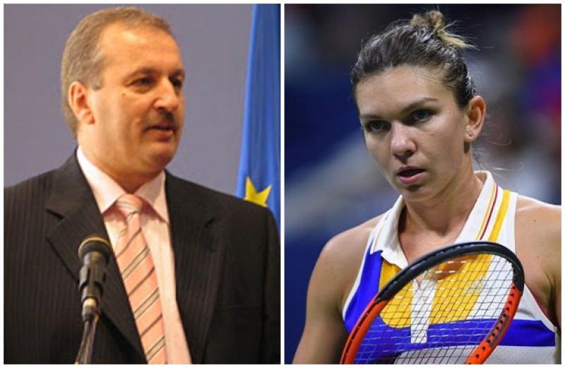 Vasile Dîncu face o propunere-şoc: Colectă naţională pentru Simona Halep!