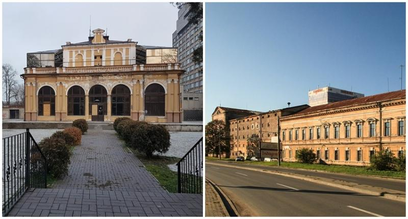 Două clădiri emblematice din Arad și-au schimbat proprietarii