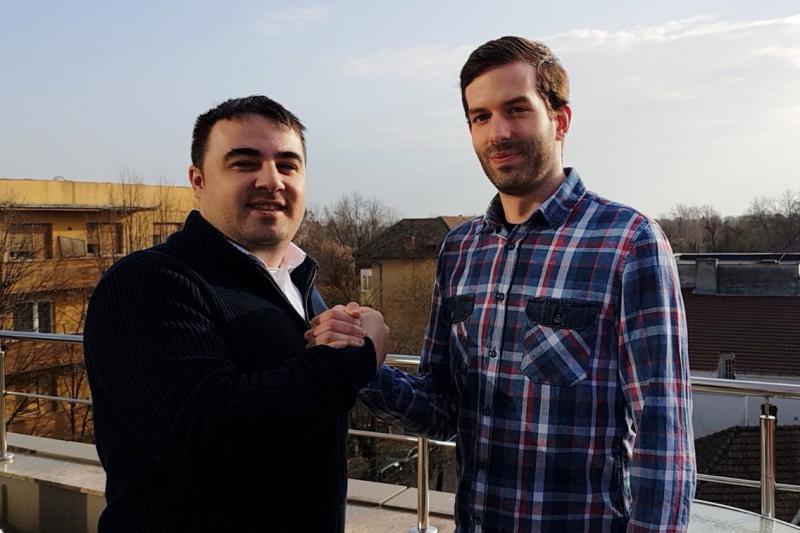 USR Arad, întâlnire transfrontalieră cu o delegaţie Momentum, partidul tinerilor din Ungaria cu viziuni pro-europene