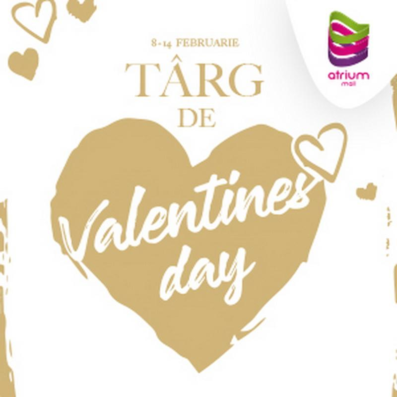 Targ de Valentine's Day la Atrium Mall