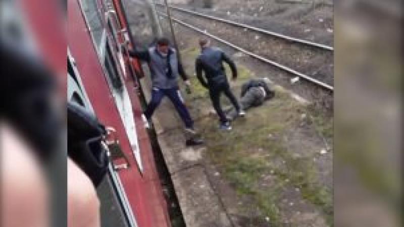 INCREDIBIL ce s-a întâmplat într-un tren, chiar în gara Milova