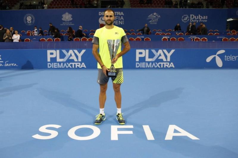 Copil revine pe locul 74 ATP, cel mai bun al carierei