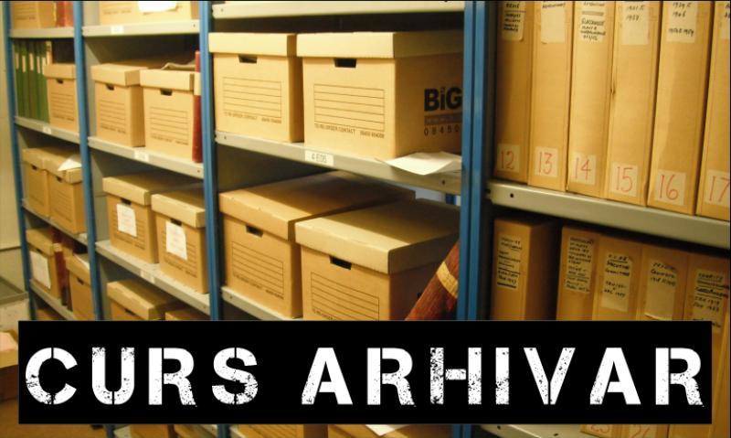 Un nou curs de arhivar, organizat de CCIA Arad