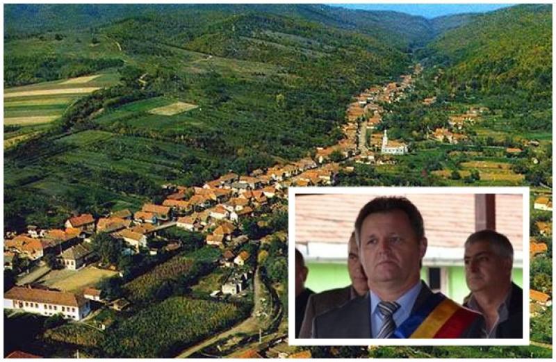 Planuri măreţe pentru infrastructura comunei Conop! Primarul transformă localitatea în şantier!
