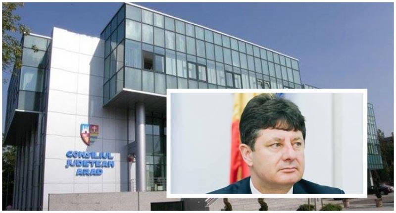 """Iustin Cionca: """"Ne înfrăţim cu Raionul Ialoveni (Rep. Moldova) şi îl susţinem în parcursul său european!"""""""