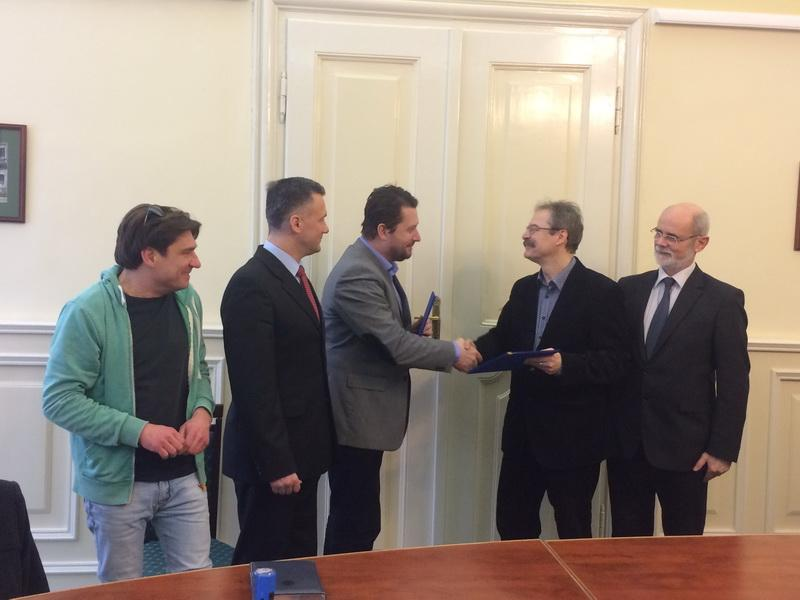 Aradul și Gyula pregătesc o coproducție teatrală inedită