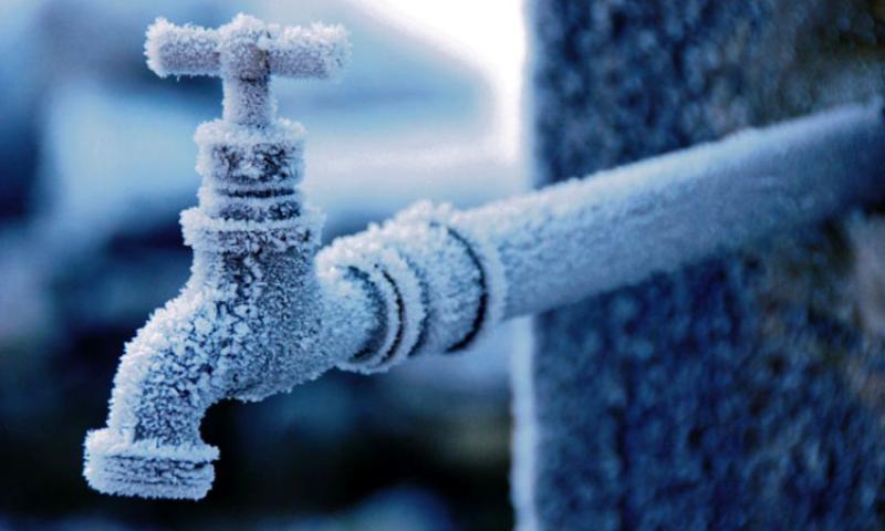 """""""Protejaţi-vă instalaţiile de apă împotriva îngheţului"""" este recomandare Compania de Apă Arad"""