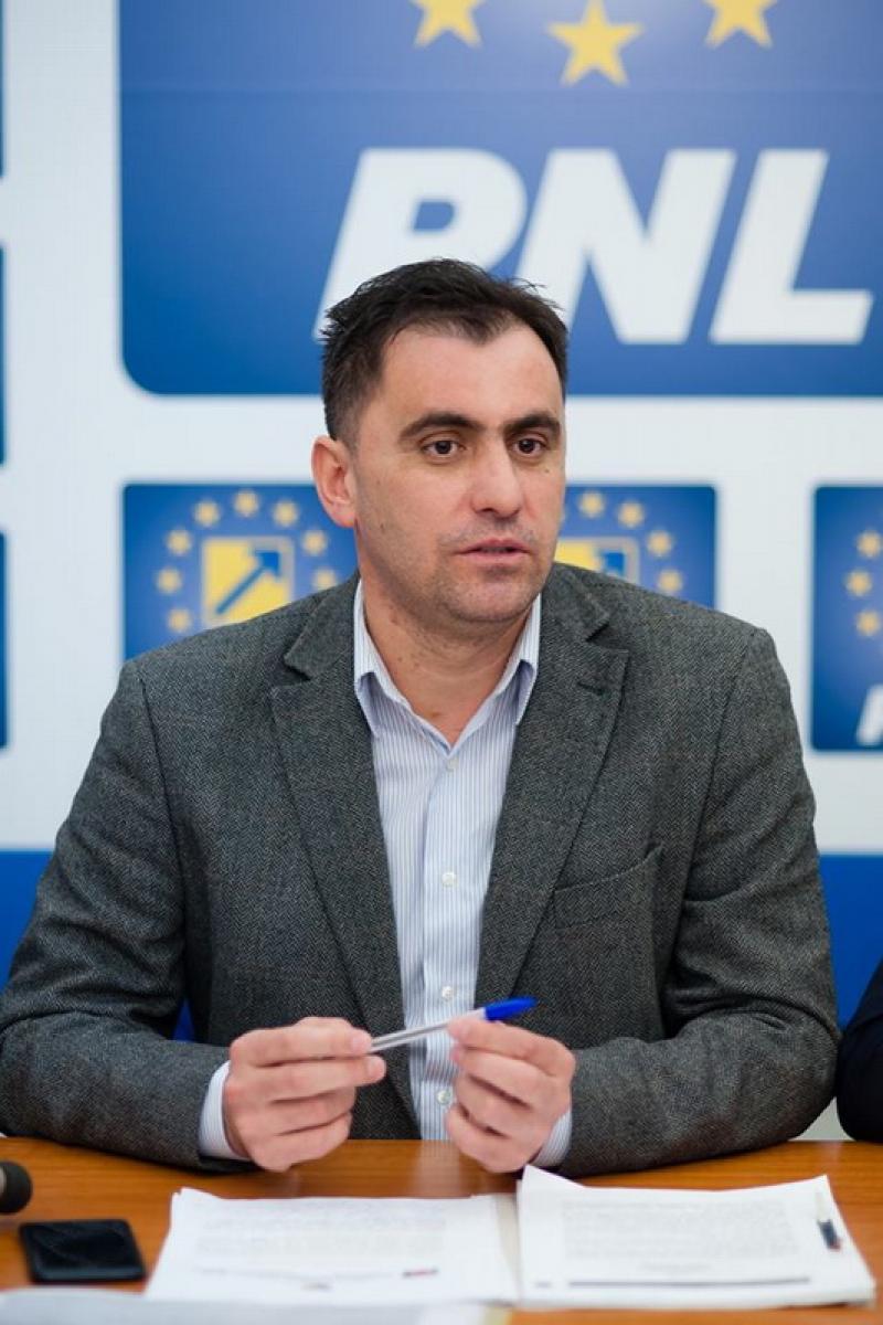 """Ioan Cristina: """"Nu PNL a făcut compromisuri cu PSD-ALDE, ci USR"""""""