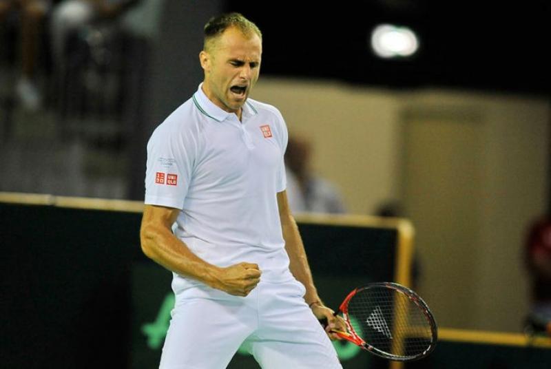 Marius Copil s-a calificat în optimile turneului challenger de la Indian Wells