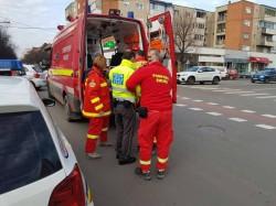 Poliţist Local din Arad, lovit cu maşina în mod intenţionat, de fiul unui fost primar