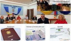 Cei patru parlamentari PSD de Arad la loc de cinste pe noua pagină web a Instituției Prefectului – Județul Arad