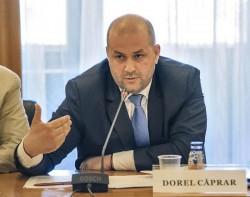 Să vorbească Dorel Căprar despre atragerea de fonduri UE este ca şi cum ai vorbi de funie în casa spânzuratului