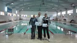 Trei arădeni şi-au adjudecat medalii de aur la  Concursul de înot  Aqua Challenge TIMIŞOARA